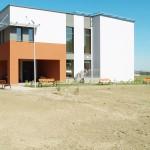 zdjęcie pierwsza szkoła pasywna w Budzowie