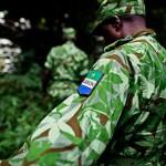 Anti-poaching patrol, Gabon