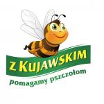 Z Kujawskim pomagamy pszczolom_logo